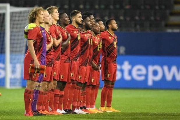 La Belgique s'incline en Bosnie-Herzégovine et doit espérer un miracle pour se qualifier