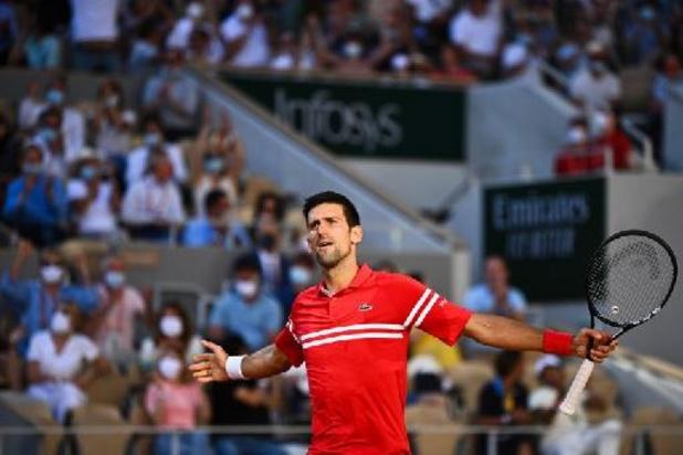 Roland Garros - Novak Djokovic steekt na comeback negentiende grandslamtitel op zak