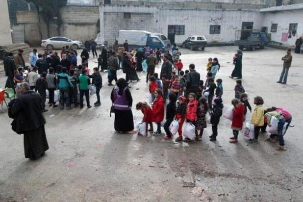 VN luiden alarmbel over humanitaire toestand in noordwesten van Syrië