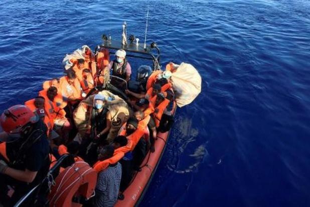 Asile et Migration - Nouveau sauvetage de l'Ocean Viking en Méditerranée, plus de 160 migrants à bord