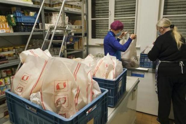 Europa maakt 31 miljoen euro extra vrij voor voedsel- en materiële hulp in België