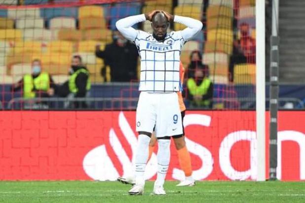 Champions League - Bayern München blijft ongeslagen, Lukaku kan niet scoren tegen Shakhtar Donetsk