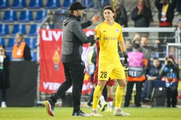 "Champions League - Gaëtan Coucke slikt vier goals: ""Het ging soms zo ontzettend snel"""
