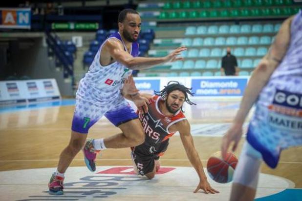 Euromillions Basket League - Première victoire pour Mons et Charleroi