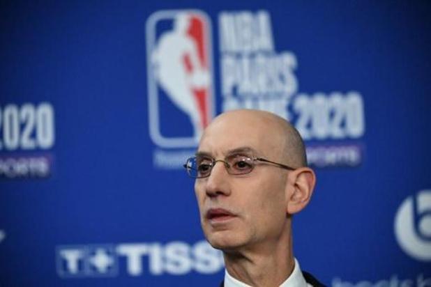 Coronavirus - Adam Silver s'attend à des salles pleines en NBA la saison prochaine