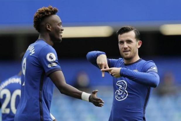 Belgen in het buitenland: Chelsea houdt de punten thuis tegen Crystal Palace