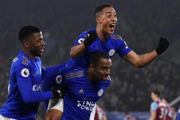 Belgen in het buitenland - Tielemans en Leicester delven onderspit tegen Aston Villa in League Cup