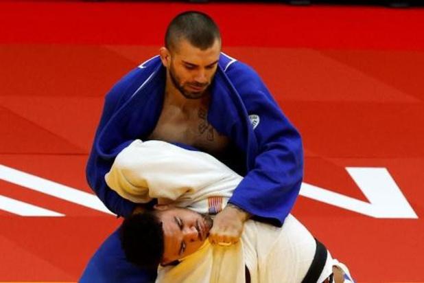 Grand Chelem de Tel-Aviv: Tomi Nikiforov battu au 3e tour