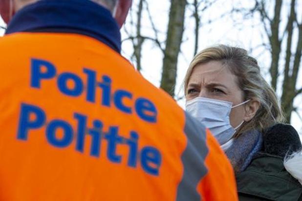Federale politie controleerde 35.000 mensen aan grenzen: honderdtal pv's