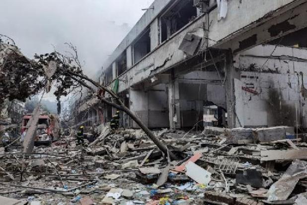 Explosion de gaz en Chine: le bilan monte à 25 morts