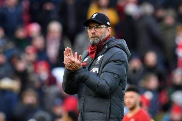 """Champions League - Jürgen Klopp reageert op mogelijke uitbreiding kampioenenbal: """"Complete onzin"""""""