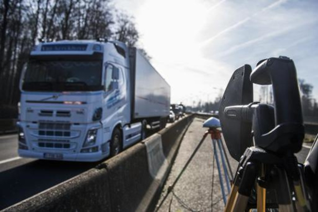 Vrachtverkeer over de weg ligt nog zowat 15% onder normale toestand