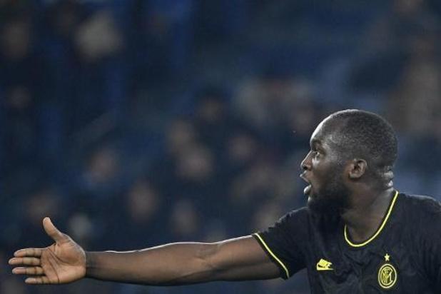 Belgen in het buitenland - Invaller Lukaku helpt Inter met doelpunt voorbij Ludogorets in Europa League