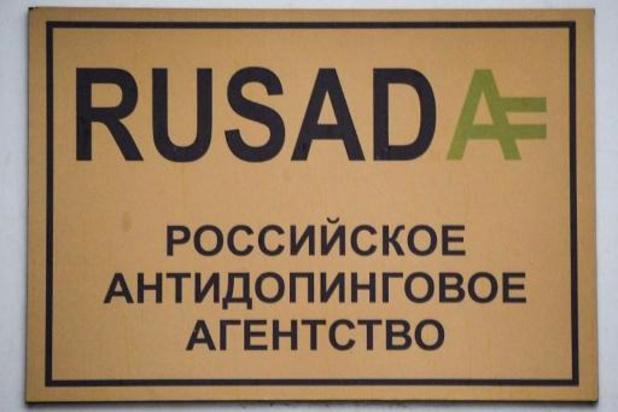 L'antidopage russe conteste les sanctions contre la Russie
