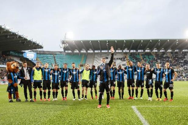 Club Brugge opent met thuismatch tegen PSG