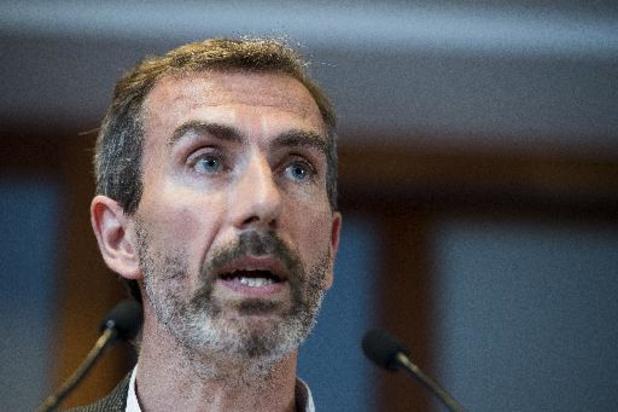 Patrick Keusters succède à Marc Coudron à la tête de la fédération belge de hockey
