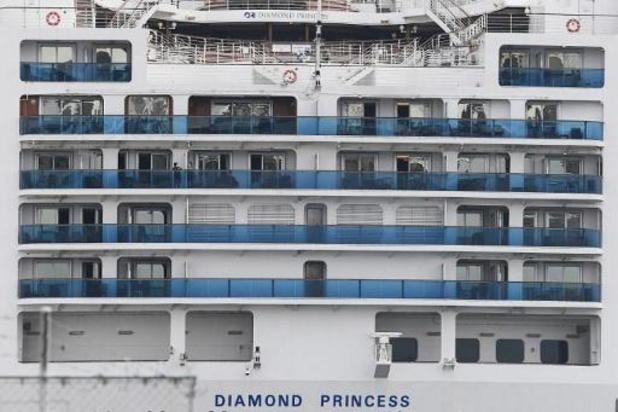 Coronavirus - Aantal gevallen op cruiseschip Diamond Princess stijgt naar 355