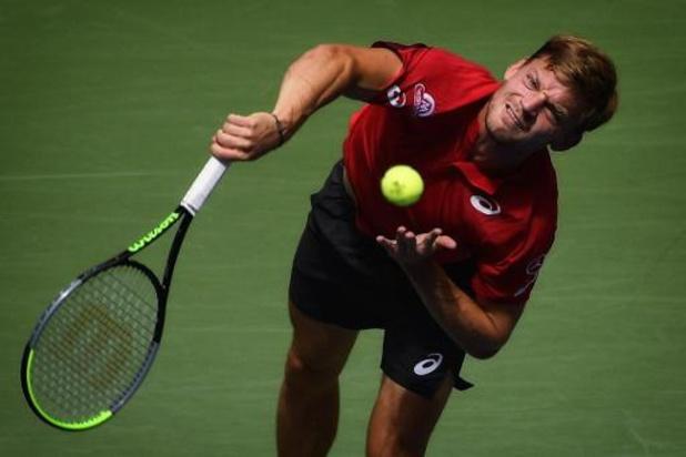 ATP Metz - David Goffin vrij in eerste ronde, Steve Darcis tegen Fernando Verdasco