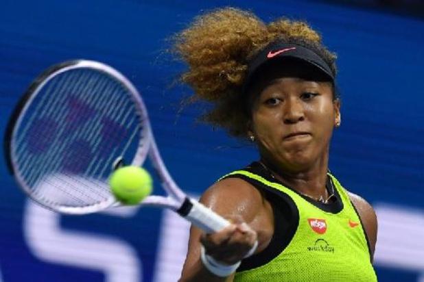 Naomi Osaka qualifiée pour le 3e tour de l'US Open sans jouer