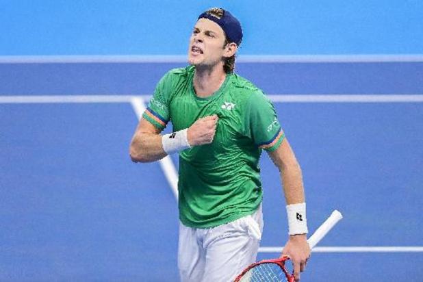 ATP Gstaad - Zizou Bergs au premier tour contre l'Allemand Oscar Otte dans un duel de qualifiés