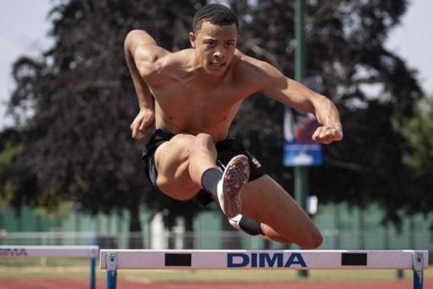 Sasha Zhoya, étoile montante de l'athlétisme mondial, décide de courir pour la France