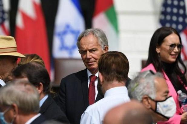 Britse krant: voormalig premier Blair overtrad coronaregels