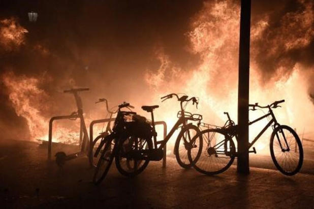 Opnieuw rellen bij protest in Spanje