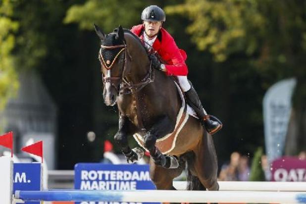 Près d'un tiers des chevaux aux Jeux Olympiques de Tokyo sont Belges