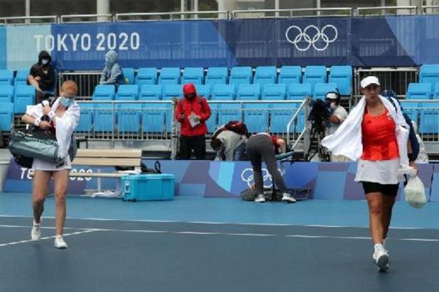 Alison Van Uyvanck éliminée en 8es de finale par Garbine Muguruza, 9e mondiale
