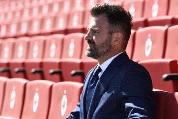 Vingt-deux joueurs présents à la reprise de l'Antwerp, Lamkel Zé manque à l'appel