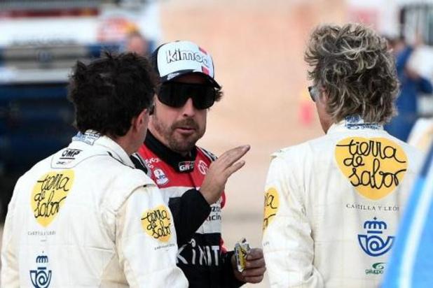 Alonso viert komend seizoen terugkeer in F1 bij Renault
