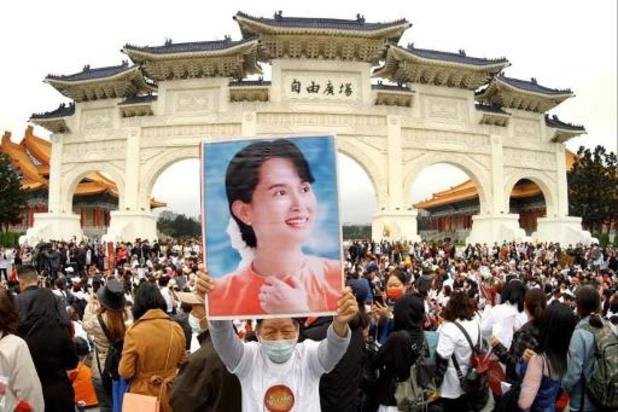 Coup d'Etat en Birmanie: le procès d'Aung San Suu Kyi débute en Birmanie