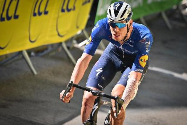 Tour de France - L'équipier modèle Tim Declercq lanterne rouge de l'édition 2021