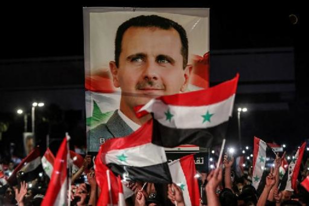 Syrie: Bachar al-Assad réélu sans surprise, avec 95,1% des voix