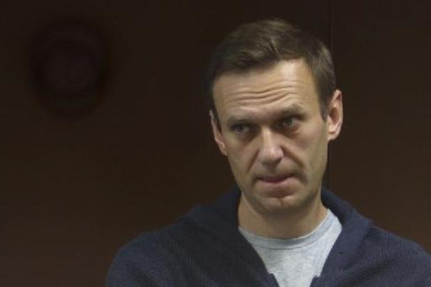 L'opposant russe Navalny menacé d'être alimenté de force