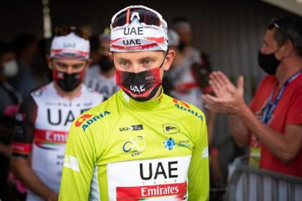 UAE-Team Emirates zet alles op Tadej Pogacar
