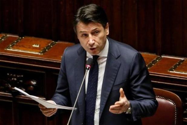 Italië blijft eurobonds vragen