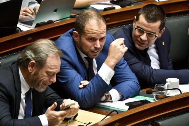 Francken ne sera pas auditionné au Parlement pour ses propos polémiques