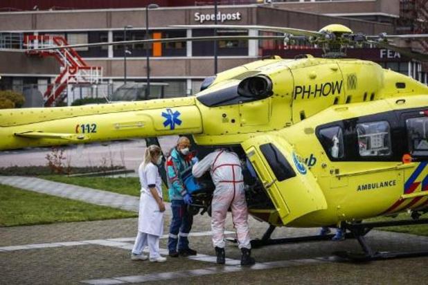 Nog steeds meer dan 800 patiënten op intensieve zorg in Nederland