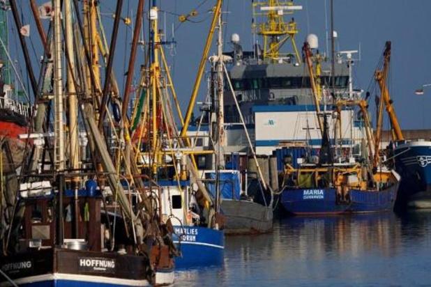 Europese Unie sluit allereerste akkoord met VK en Noorwegen over visquota
