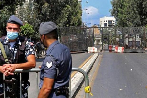 Noodtoestand voor Beiroet goedgekeurd in parlement