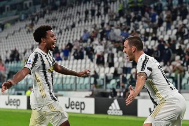 Selectie Juventus weer afgesloten van de buitenwereld