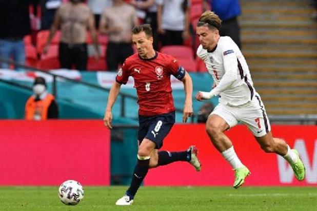 Le capitaine tchèque Vladimir Darida sera prêt pour affronter le Danemark