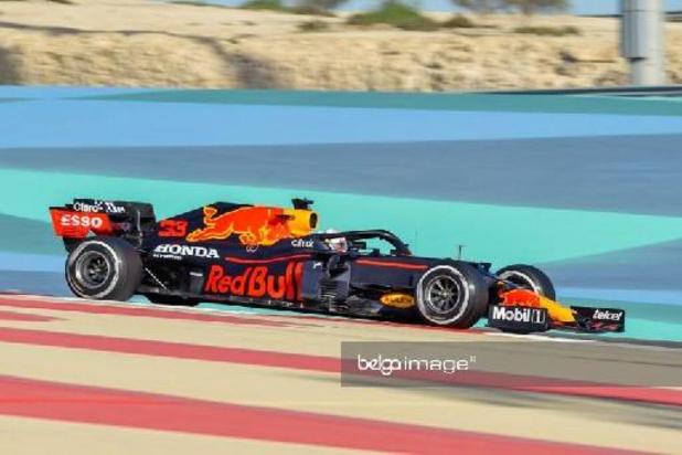 Max Verstappen le plus rapide de la 3e et dernière journée des tests de pré-saison
