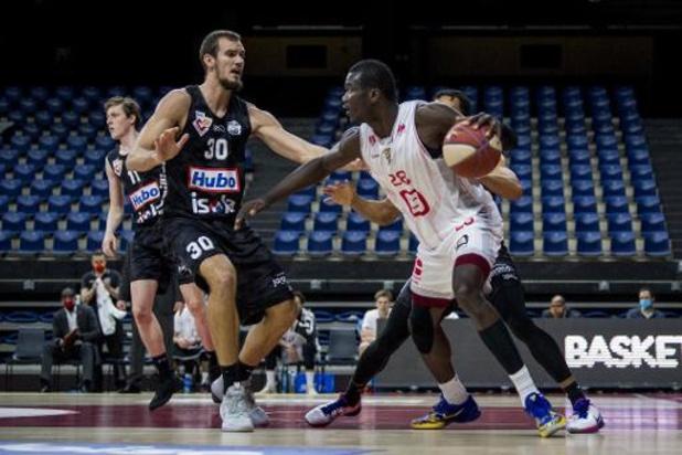 EuroCup basket (m) - Antwerp Giants verlaten EuroCup met nederlaag