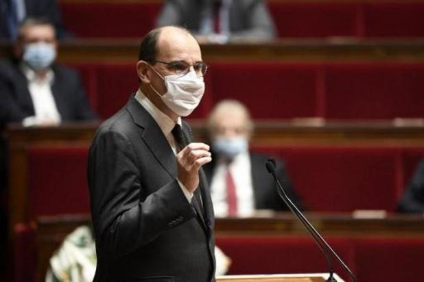 France: le port du masque étendu aux enfants dès l'âge de 6 ans