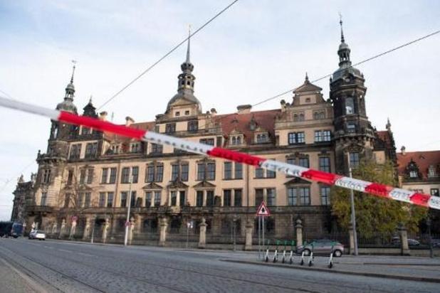 """Waarde van gestolen goederen in museum Dresden """"niet te becijferen"""""""