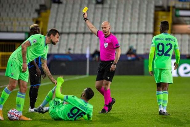 La Lazio Rome en quarantaine après des tests positifs au Covid-19