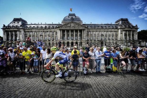 """L'organisation du Tour de France décerne le label """"ville de vélo"""" à Bruxelles"""