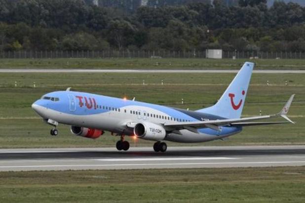 TUI-vlucht vanuit Charleroi moet noodlanding maken in München
